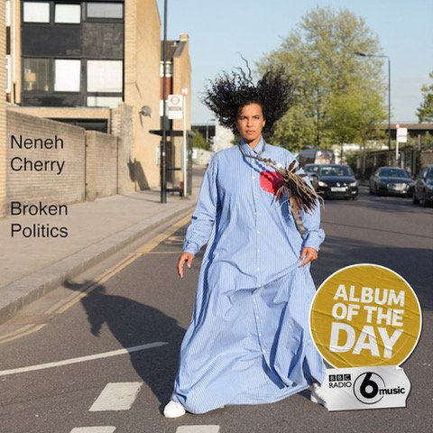 Thank you @BBC6Music for making 'Broken Politics' album of the day! ❤️ ❤️ Get it here: nenehcherry.lnk.to/brokenpolitics