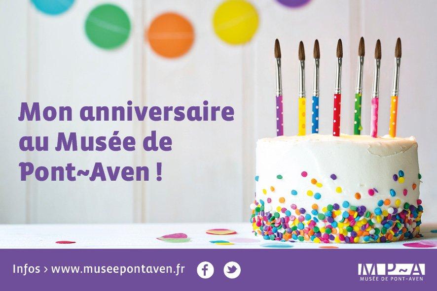 """musée de pont-aven on twitter: """"#anniversaire #idée #enfants #kids"""