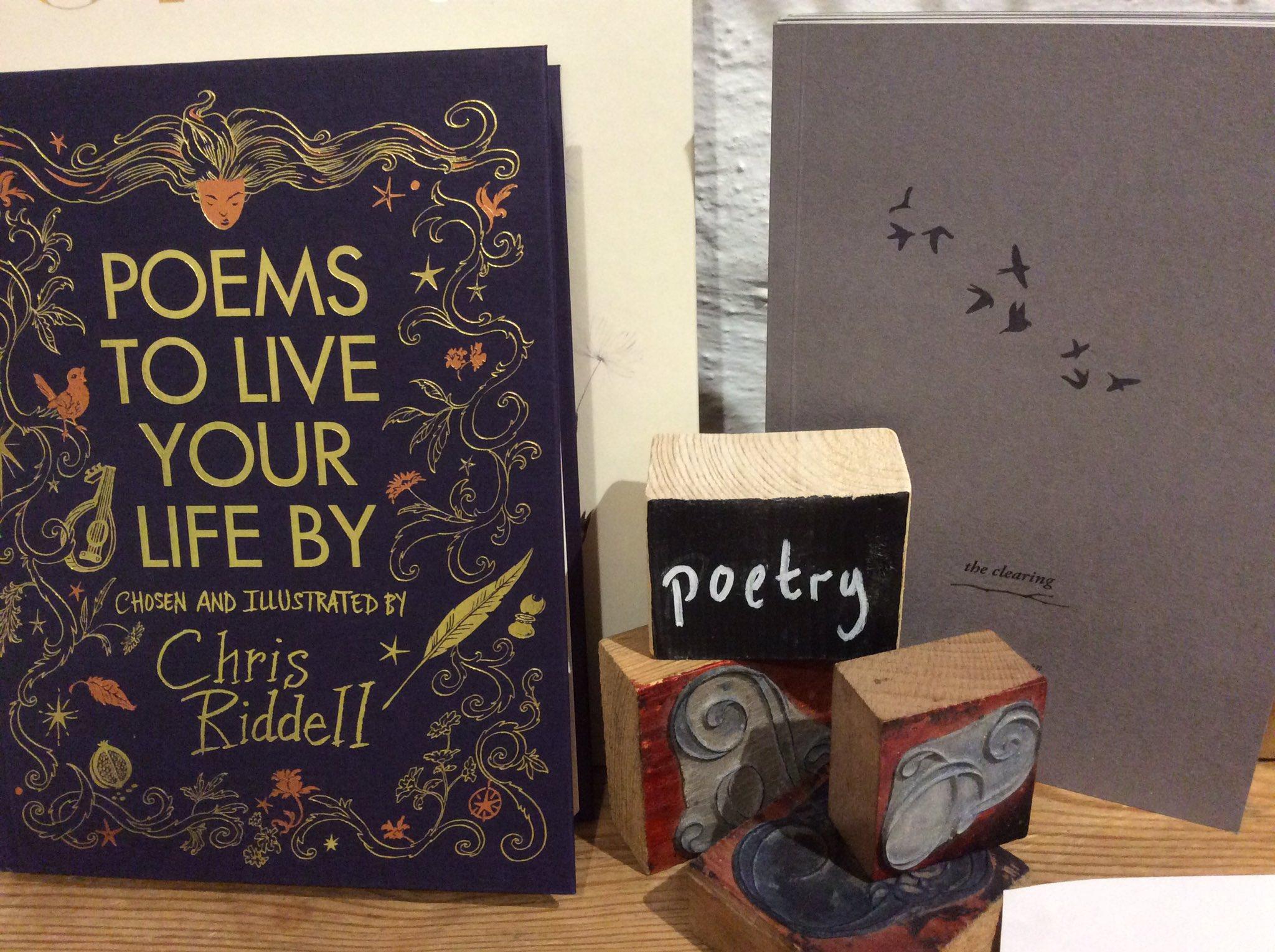 Lost in Books Poetry Workshop