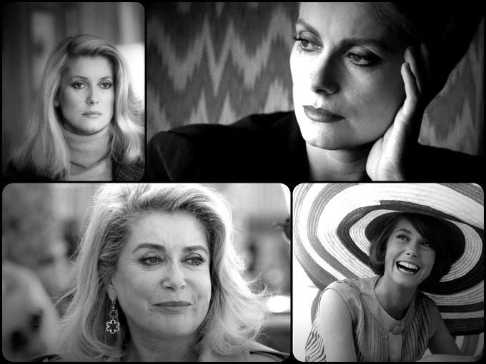 Happy Birthday Catherine Deneuve