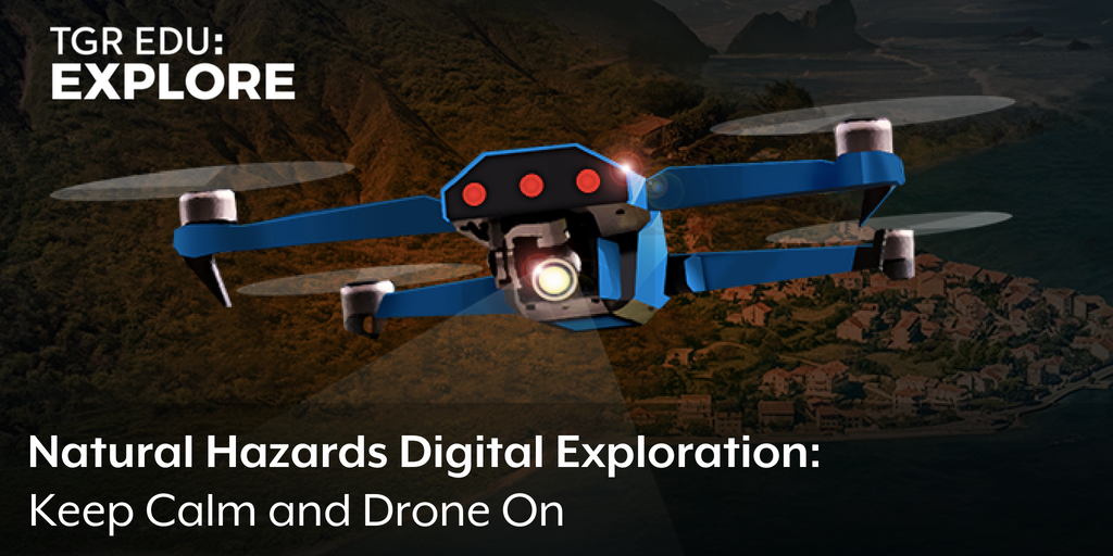 Robots to the Rescue! Challenge your students to create innovative #STEM solutions to respond to natural hazards. Launch our new exploration and design your rescue plan today. @TGRFound bit.ly/2NniVXe