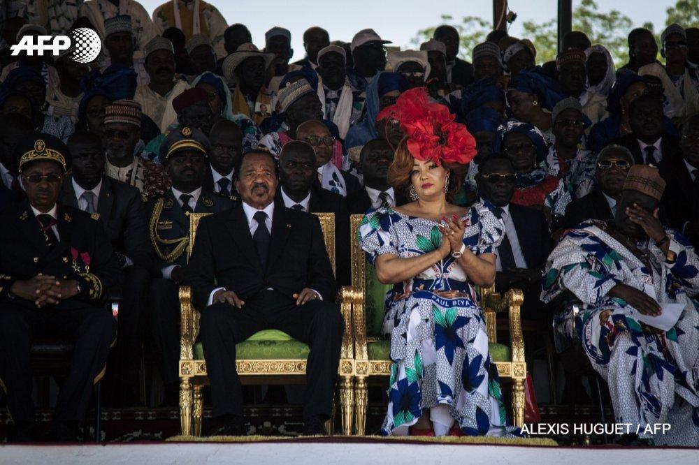 A 85 ans dont 35 au pouvoir, Paul Biya, inamovible président d #Camerounu , vient d'être réélu pour un septième mandat, de sept ans, jusqu'en 20https://t.co/uyGgbwq1u0 #AFP25
