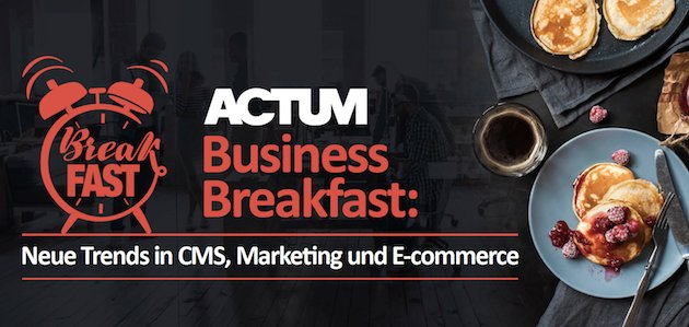 Are you thinking about changing the content management system on your site? Stop by business breakfast at our office in Dusseldorf where we would like to introduce the latest trends and innovations in the CMS.  https://t.co/kT13dGGeGk https://t.co/RM2hvSyLiQ