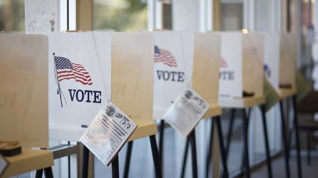 Record number of US businesses giving employees time off to vote: report https://t.co/piDZXSZfn6 https://t.co/8h0Z7WrMYd