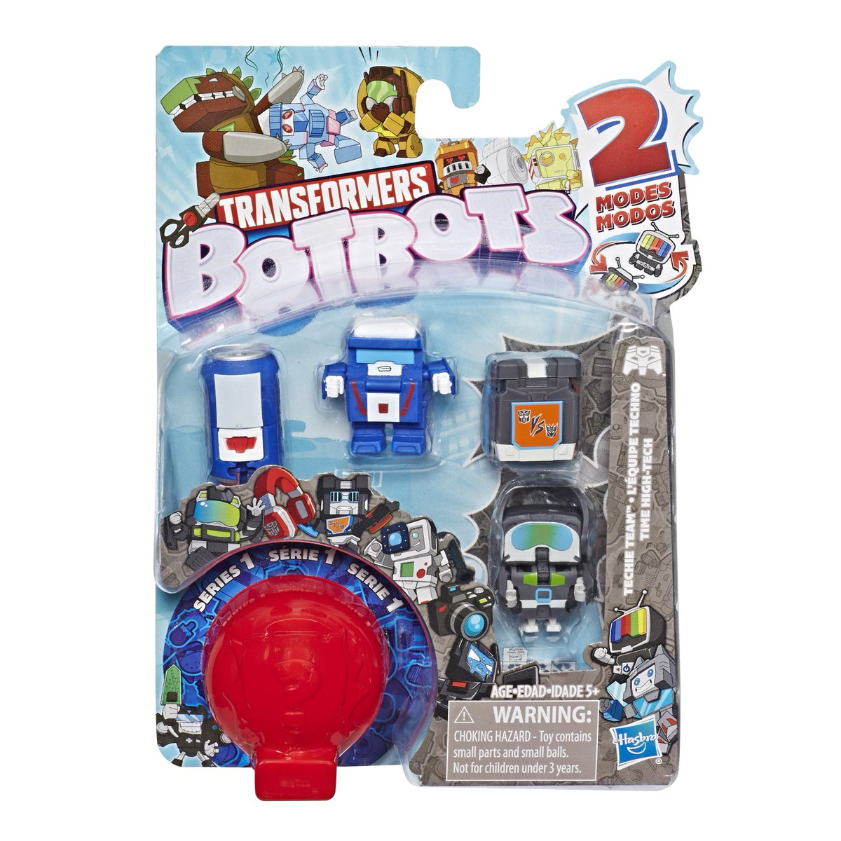 Toys For Techies : First look at transformers botbots toys