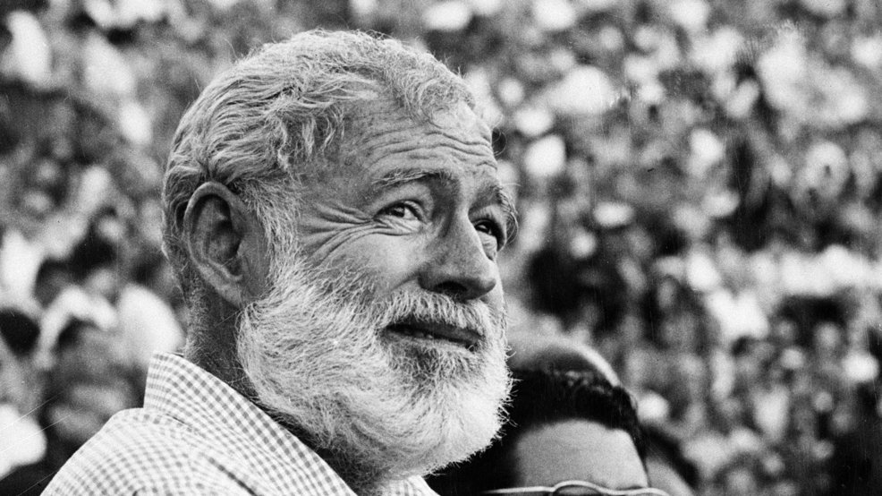 Two rarely seen Ernest Hemingway stories coming out https://t.co/BAtV6Dhijr
