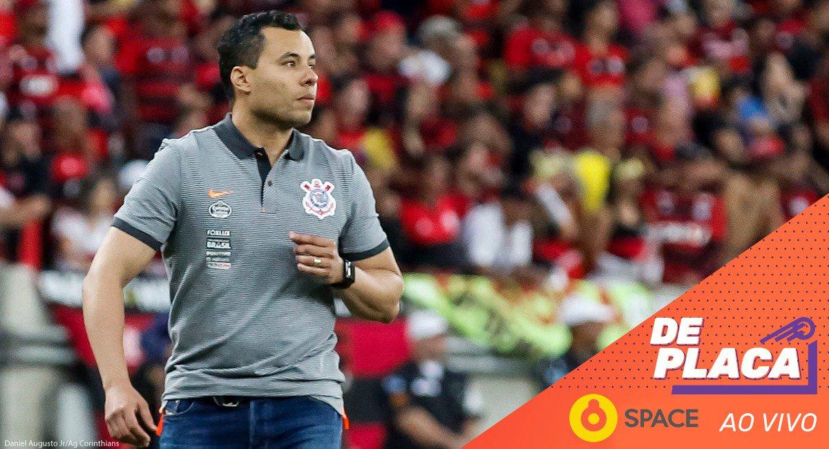 Corinthians empata com o Vitória e está há seis jogos sem vencer! Timão precisa começar a se preocupar com o Z-4? #DePlacaNoSpace