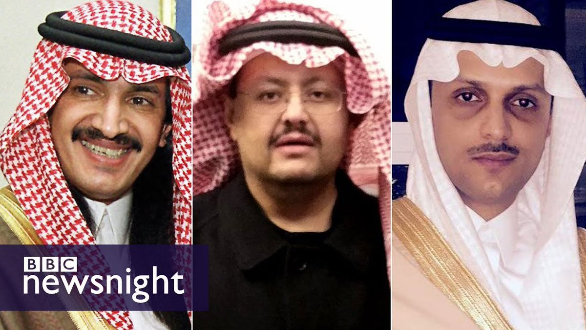 Saudi Arabia's missing princes. The Kingdom has admitted the journalist Jamal Khashoggi was murdered in its Turkish embassy. In 2017, Newsnight investigated the disappearance of several dissident Saudi princes. https://t.co/AFm2LcK1xm  #newsnight | #jamalkhashoggi | @RedaMawyBBC