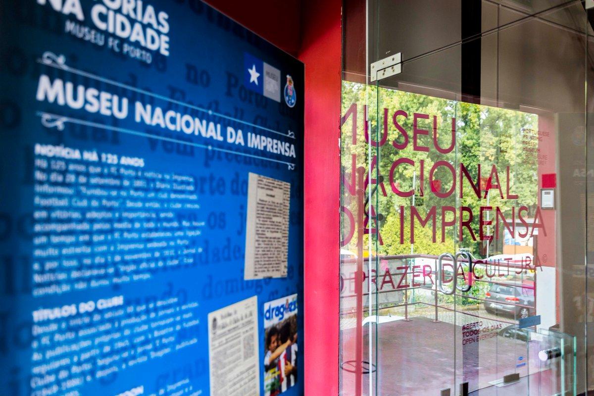 📰Descobre as ligações ao Museu Nacional da Imprensa em mais um ponto do   Histórias a85c0e2890