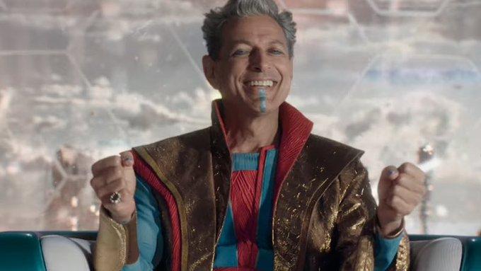 Happy Birthday to the Grandmaster himself Jeff Goldblum ~