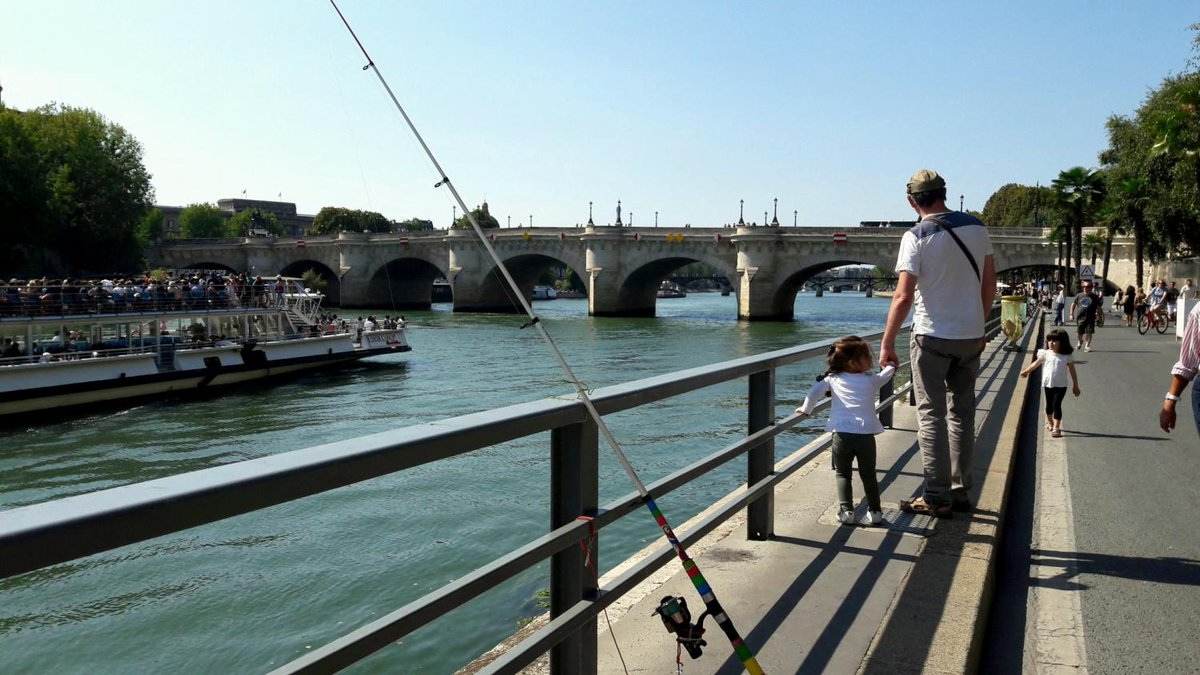 Paris : la justice confirme en appel l'annulation d'un arrêté de piétonnisation des voies sur berge  https://t.co/1WvGpD5AGO