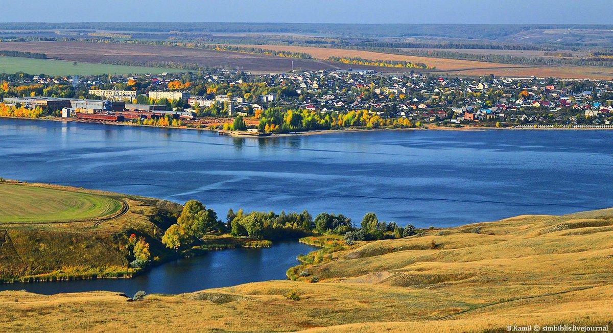 Картинка ульяновская область