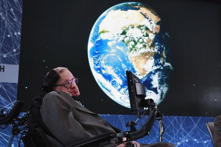 Stephen Hawking's final theory on black holes has been published, and you can read it for free wef.ch/2S9b7ae #science