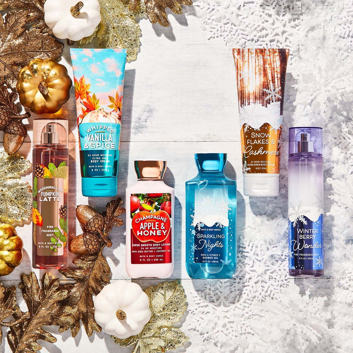 Bath Body Works On Twitter We Love Options Are You Team Fall Or Team Winter
