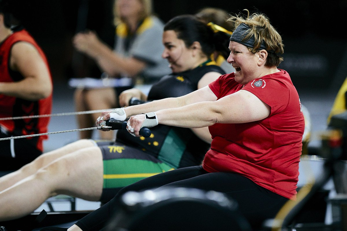 Canadian Forces On Twitter Igteamcanada Athletes Take On Indoor