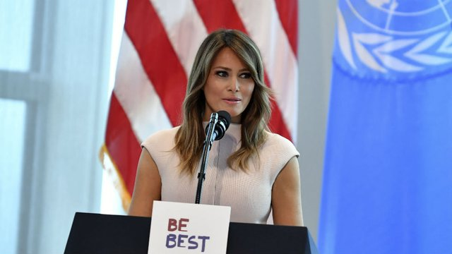 Queen Of Irony Melania Trump To Host Film Screening For Bullying Prevention Month