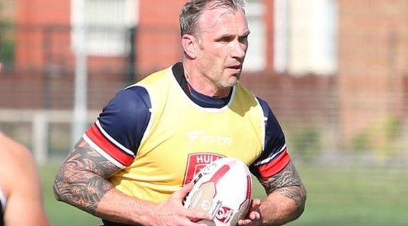 Hull KR head of rugby Jamie Peacock will leave the Super League club at the end of the season. Read more: bbc.in/2POzgRE