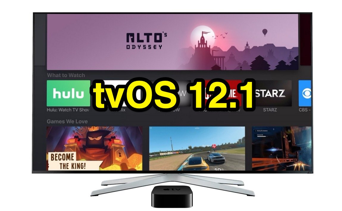 Hey Developers! It's Us Again! Apple Has Released the Fifth Betas of tvOS 12.1 and watchOS 5.1, You Know the Drill! https://t.co/7UEpEi8xXd