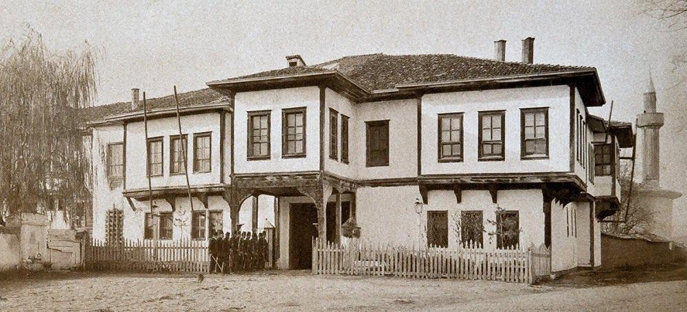 Bolu Hükümet Dairesi, 1900'ler F: @OttomanArchive twitter.com/ottomanarchive…