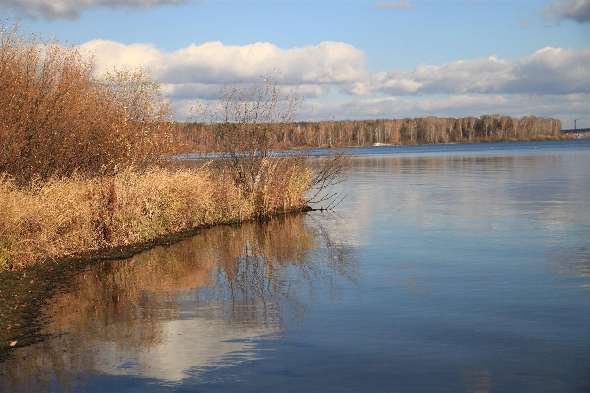 картинки озера екатеринбурга ничего приукрасил ничего