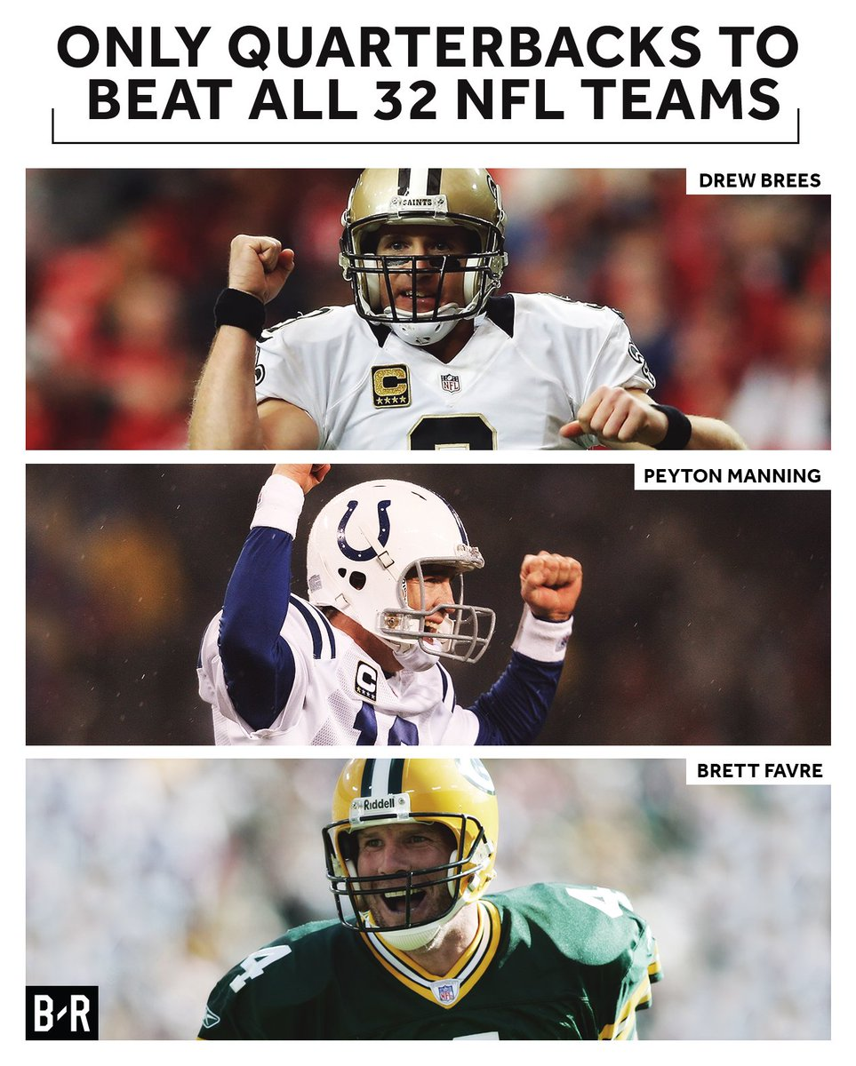 Brees' historic season continues.