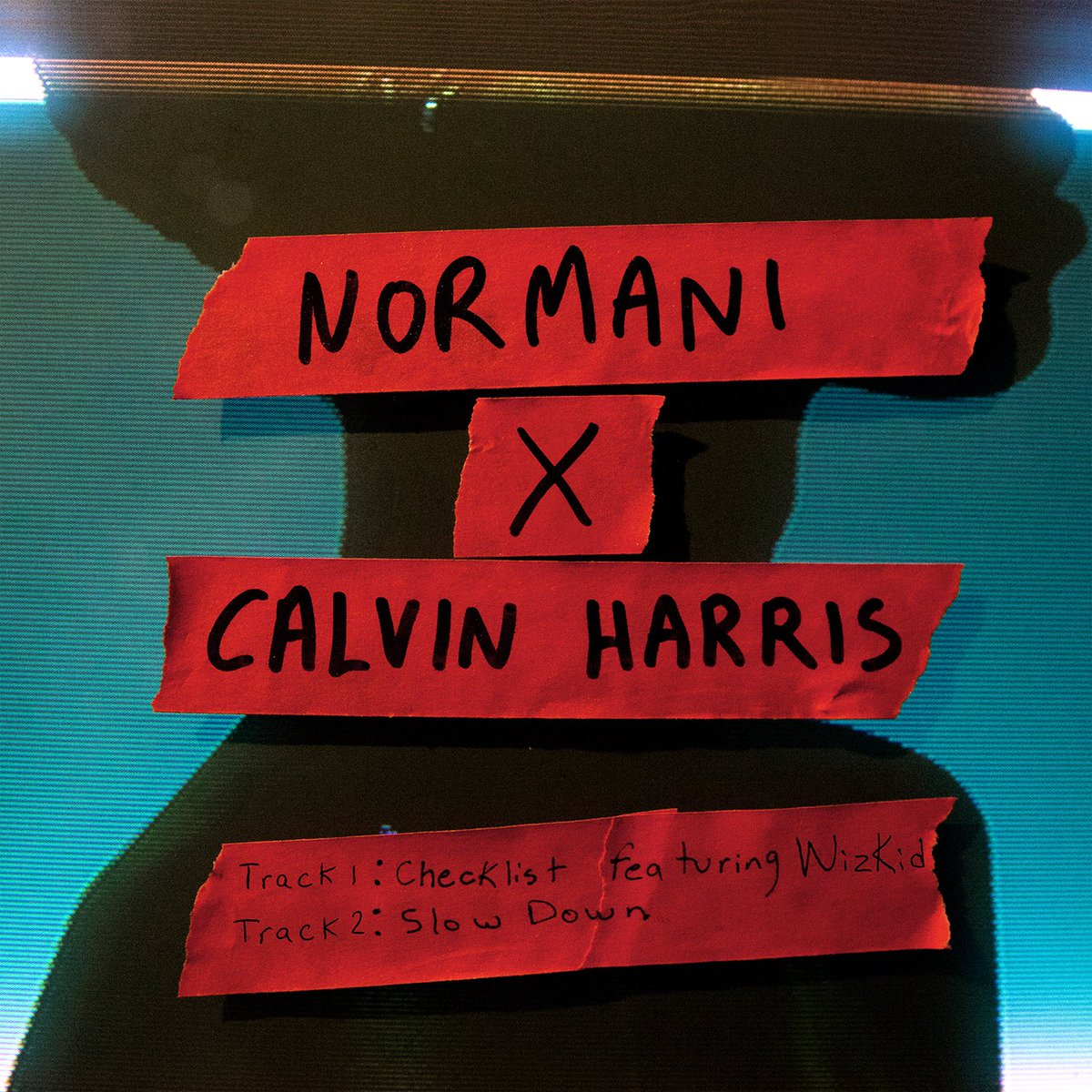 #NormaniXCalvinHarris Track 1: Checklist (featuring WizKid) Track 2: Slow Down  OUT NOW. https://t.co/gTge0tjsQv