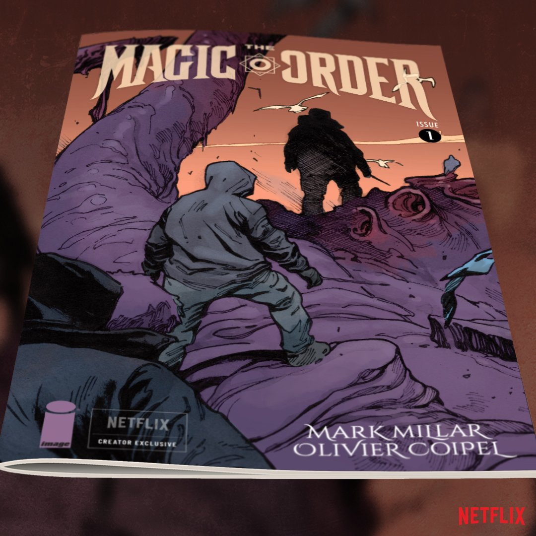 @mrmarkmillar @themagicorder well...I've been hoarding like 50 signed copies of @TheMagicOrder. Does that help?