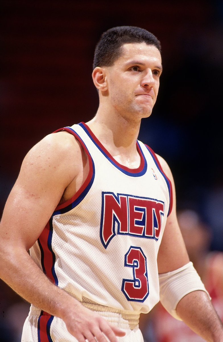 Drazen Petrovic would've been 54 today.  RIP to a legend 🙏