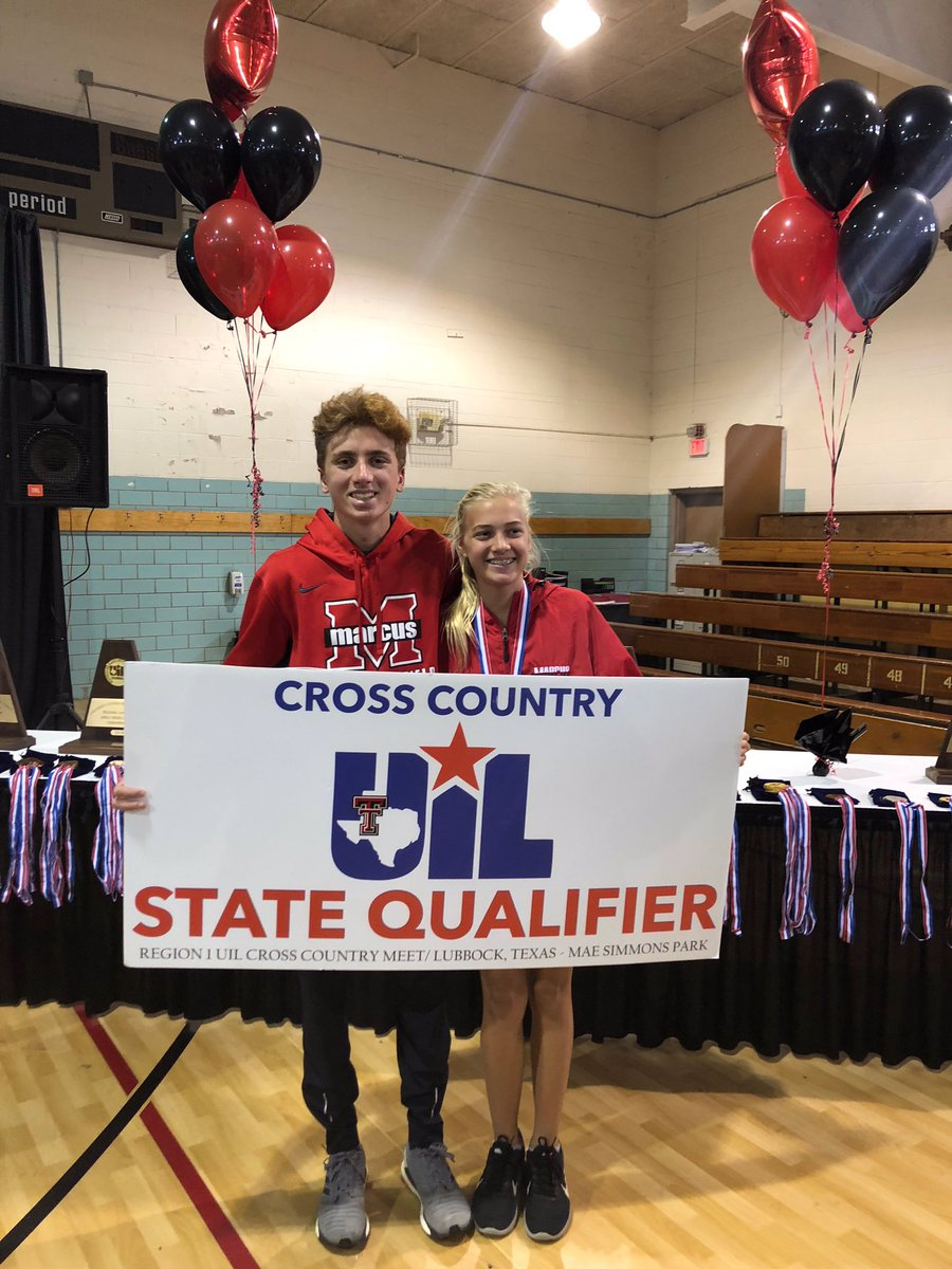 Marcus Xc T F On Twitter Congratulations To Carter Reed And Austin Owen For Qualifying For State Way To Go Aberg1307 Txmilesplit Marcus Hs Https T Co Ihoxnnmqnw
