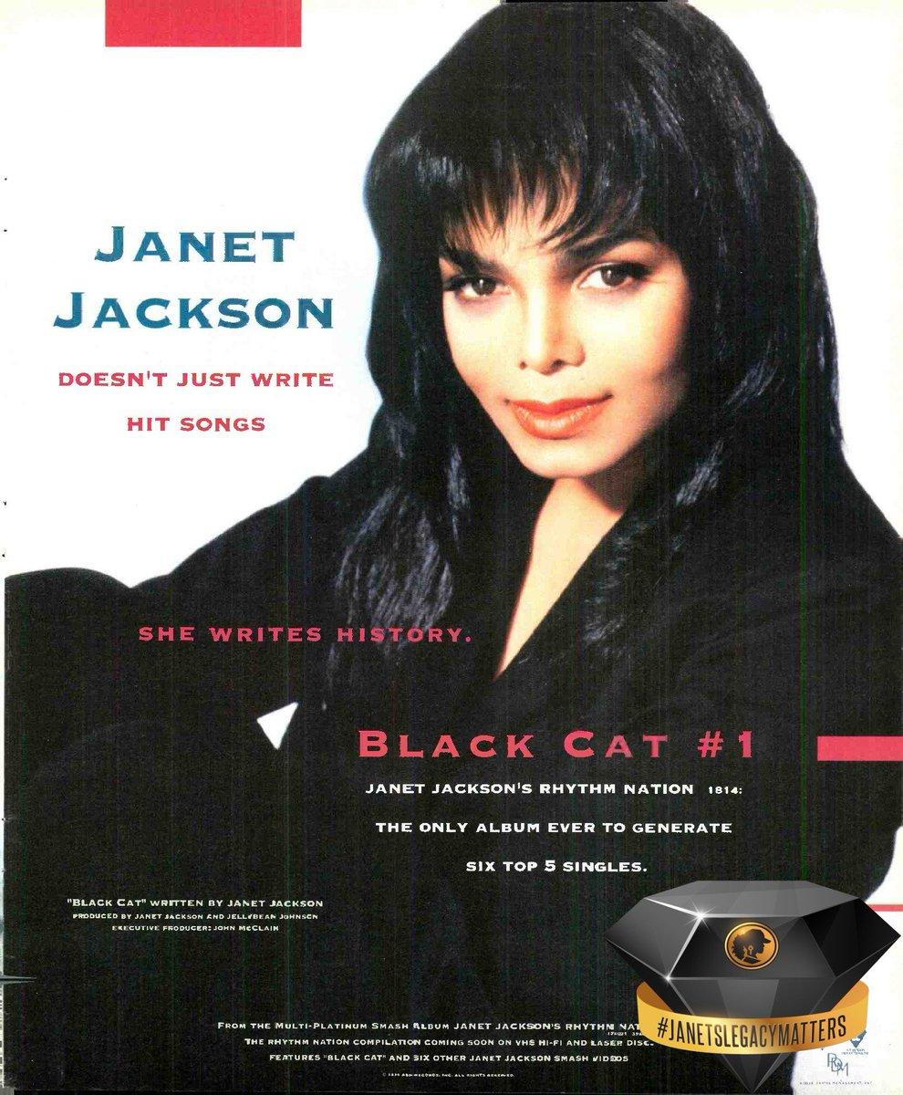 Induct Janet Jackson On Twitter Blackcat Janetjacksonrocks