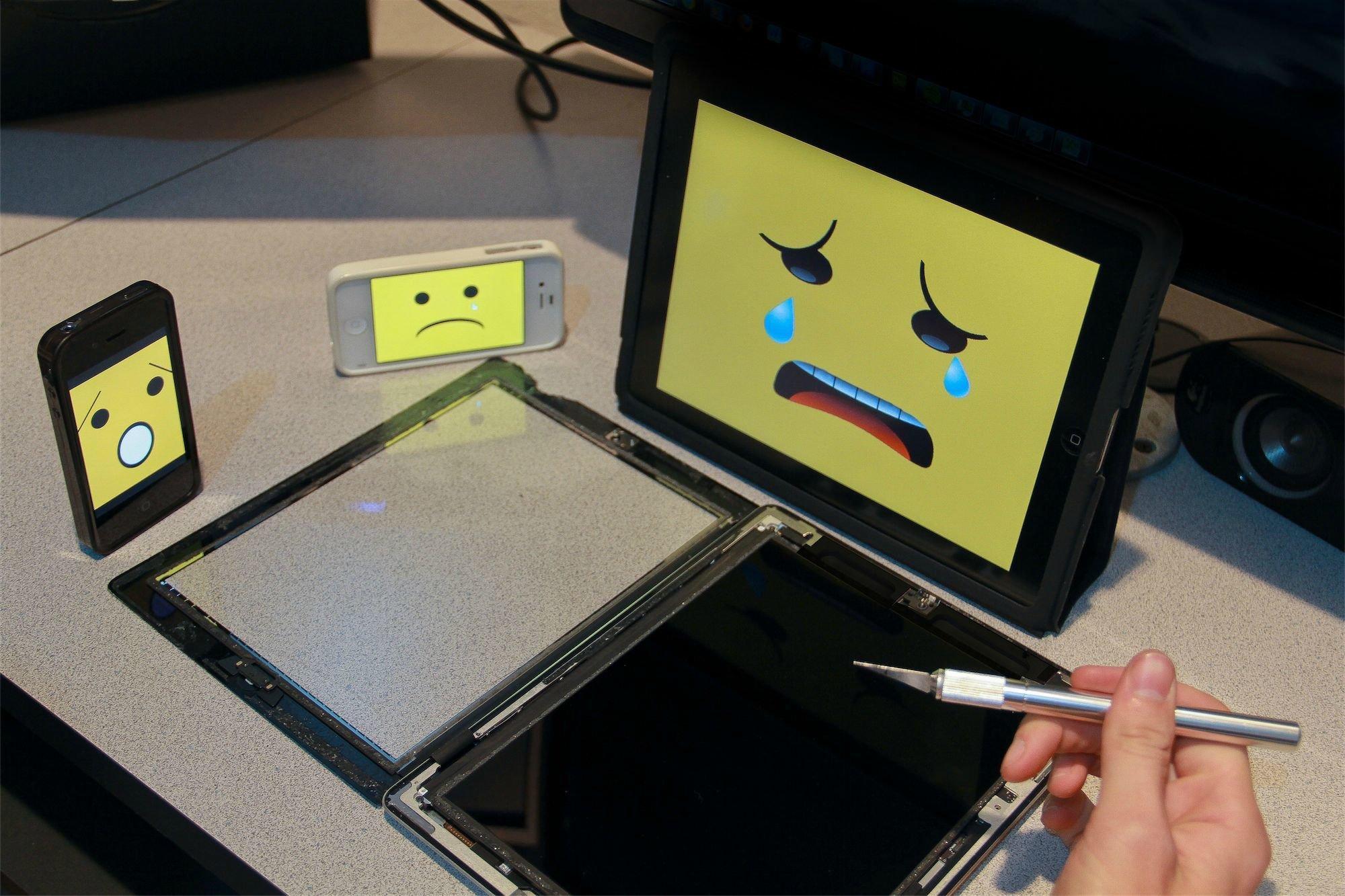 Для, прикольные картинки про планшет