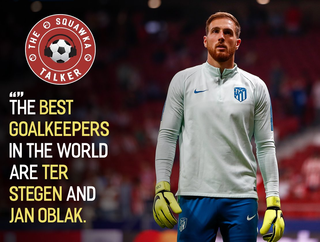 'Fulham will lose their identity if they sack Jokanovic'  'PSG have to win the Champions League to make people care'  'Alavés being third is actually the sanest thing in LaLiga'  Catch up with the latest episode of the Squawka Talker - https://t.co/asWQyI1uSv