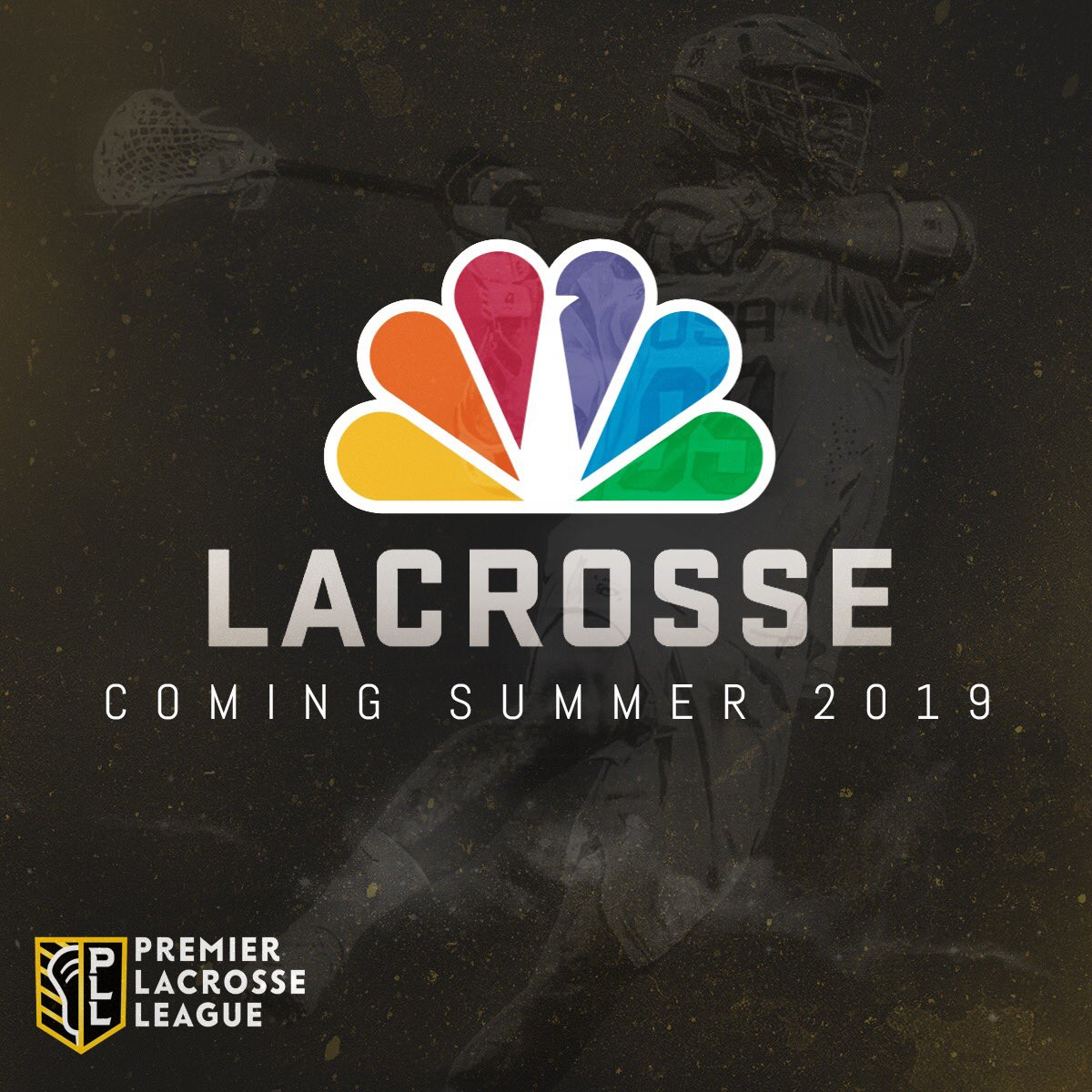 Lacrosse is coming to NBC Sports in 2019!