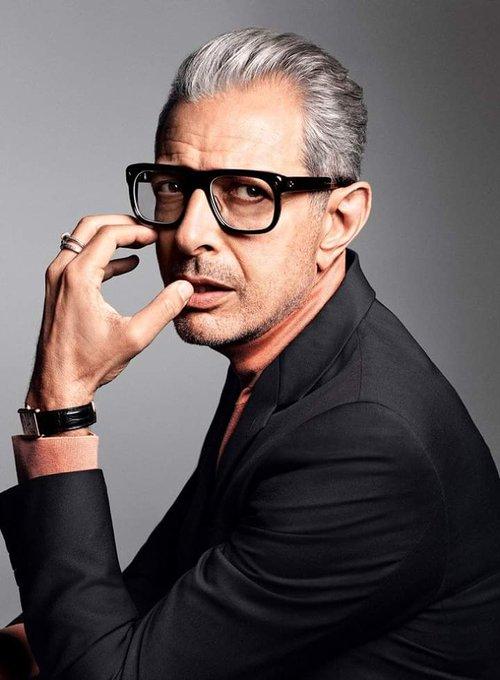 Happy 66th birthday to actor Jeff Goldblum!