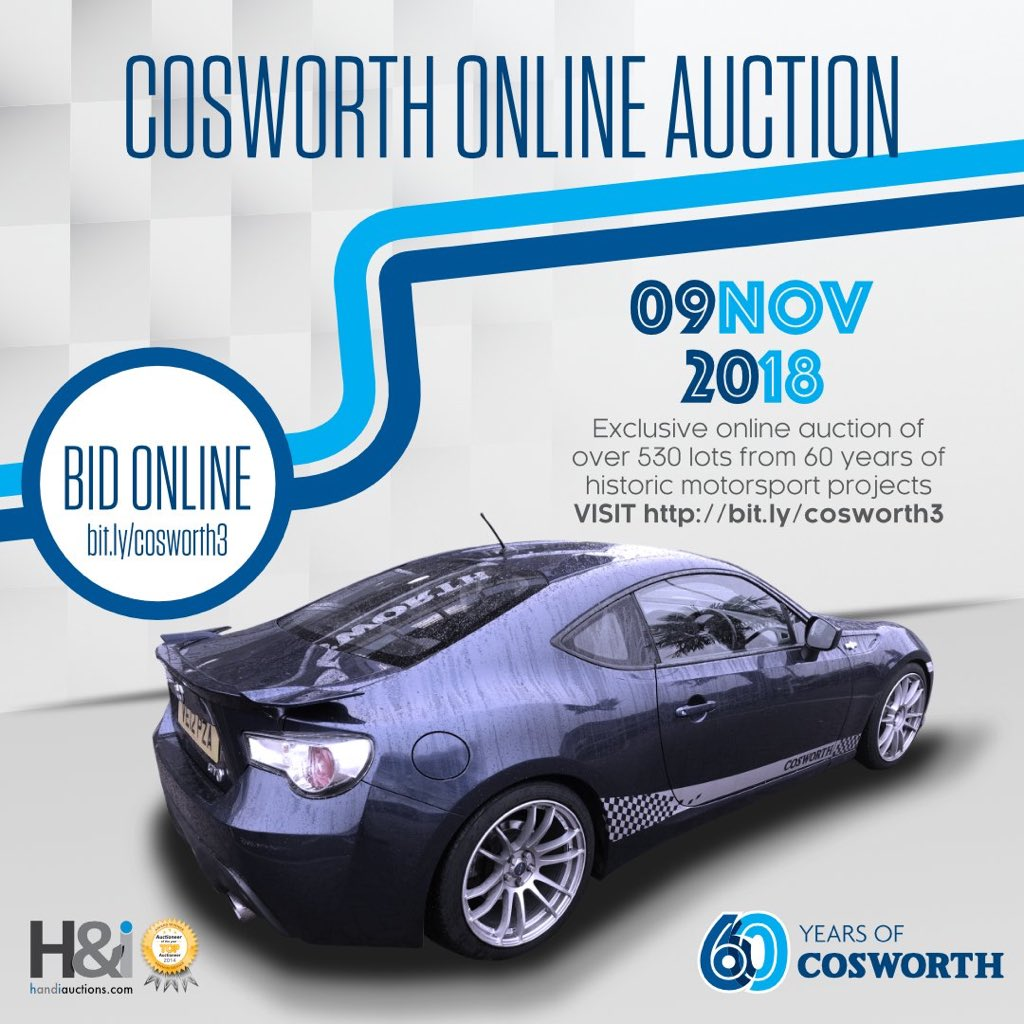 Cosworth on Twitter: