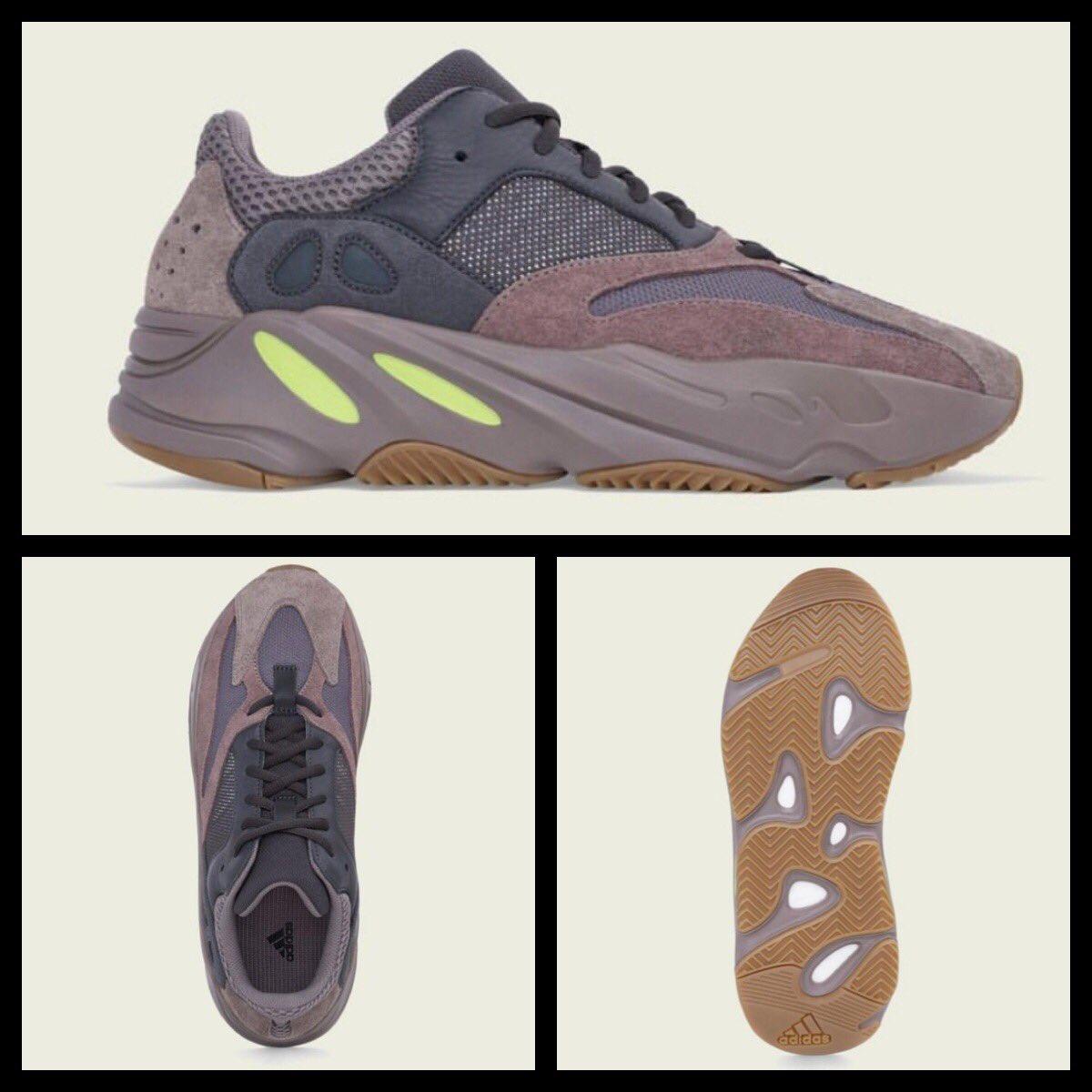 b249ad9df75  CantKnockTheHuSole  CantKnockTheHustle  Shoes  Sneakers  SneakerTwitter   Yeezy  Ye  YeezyBoost  WaveRunner  adidas  adidasShoes  adidasOriginals   Mauve ...