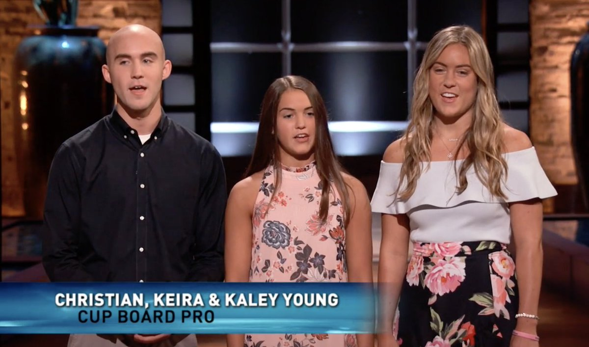 Kids of a late 9/11 firefighter pay tribute to their dad, pitch his product on Shark Tank https://t.co/fiUrb4biWj