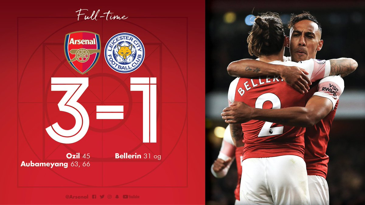 Arsenal: Tell me why I like Mondays | Positively Arsenal