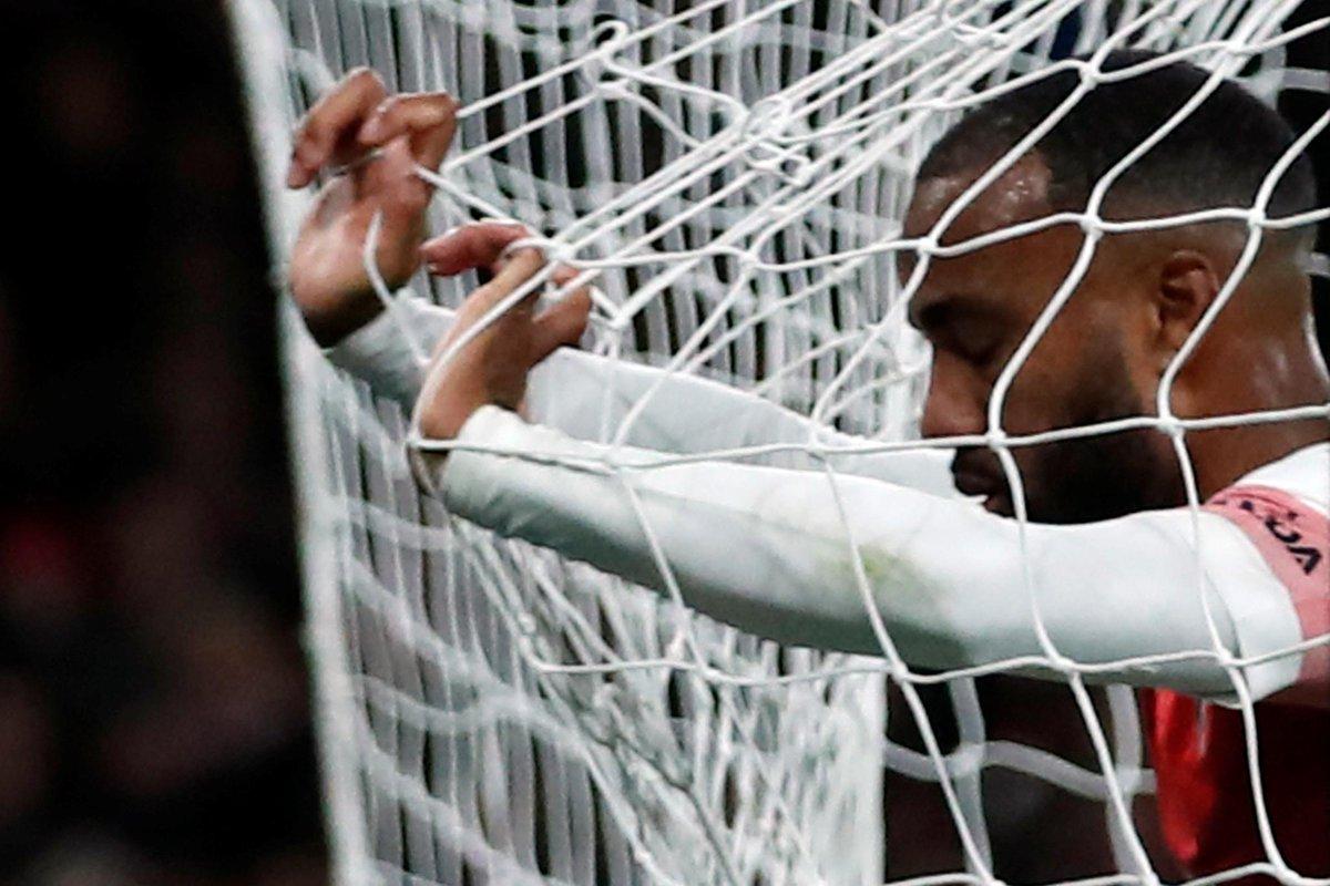 3️⃣ Arsenal goals but Lacazette blanks 😔 #FPL #ARSLEI