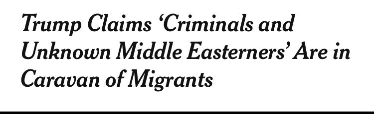 Homepage: Good New York Times  Article headline that shows up on Google: Bad New York Times