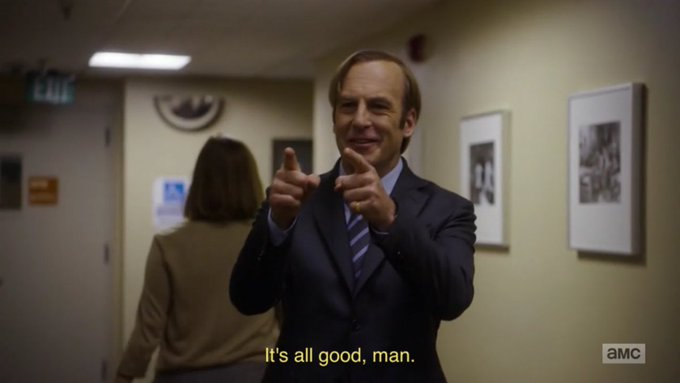 Happy Birthday, Mr. Bob Odenkirk