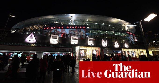 Arsenal v Leicester City: Premier League – live! Photo