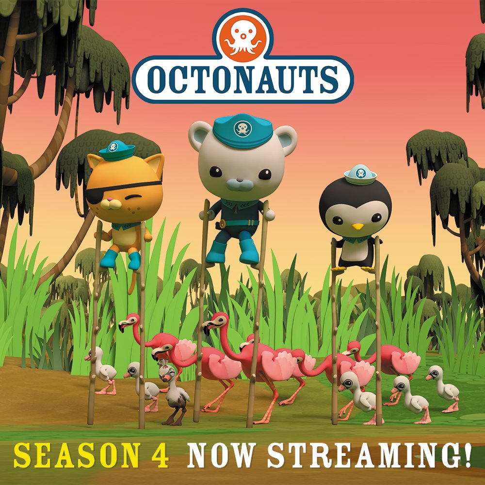 octonauts season 5 netflix release date