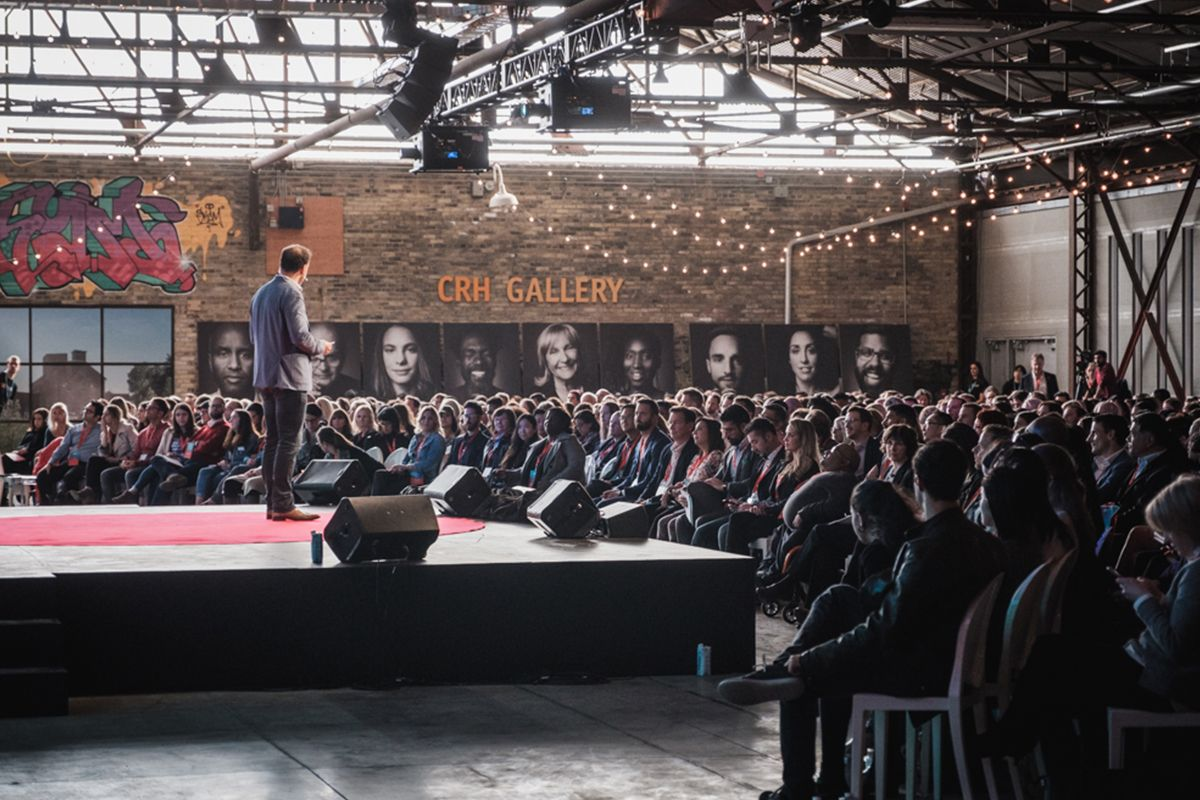 . @TEDxToronto is celebrating its 10th anniversary at Evergreen Brick Works on October 26th. Take a look at how speakers prepare with the help of coaches to prepare for their talks. #spon https://t.co/PCRrpgjtae