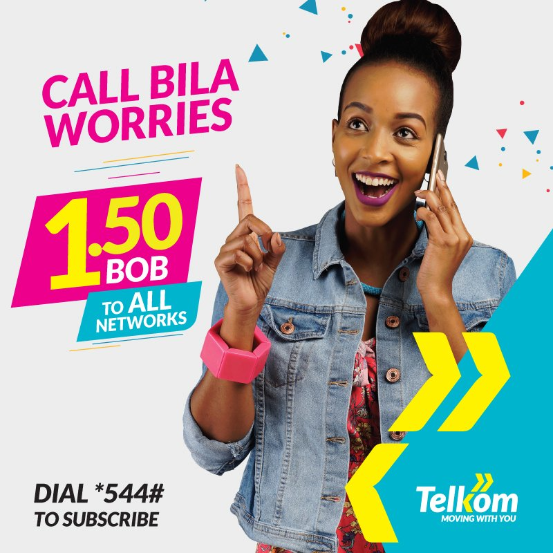 #CallBilaWorries to all networks for as low as 1.50bob by dialling *544# 👍🏾😉