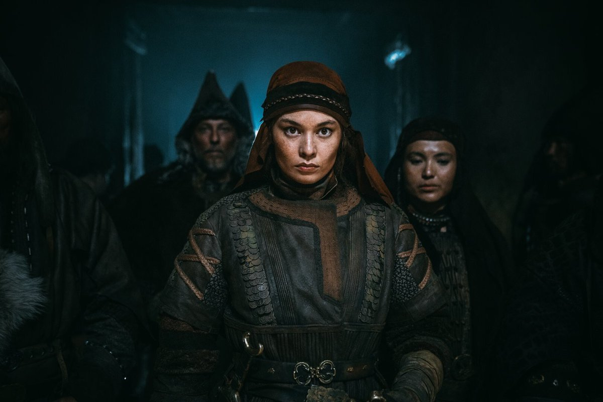 RT theAraf: Kazakistan yapımı, dünyanın ilk kadın hükümdarı, Saka Türklerinin başbuğu Tomris Hatun'u anlatan filmin Türkiye'de de gösterime girmesini istiyoruz! #TomrisTürkiye