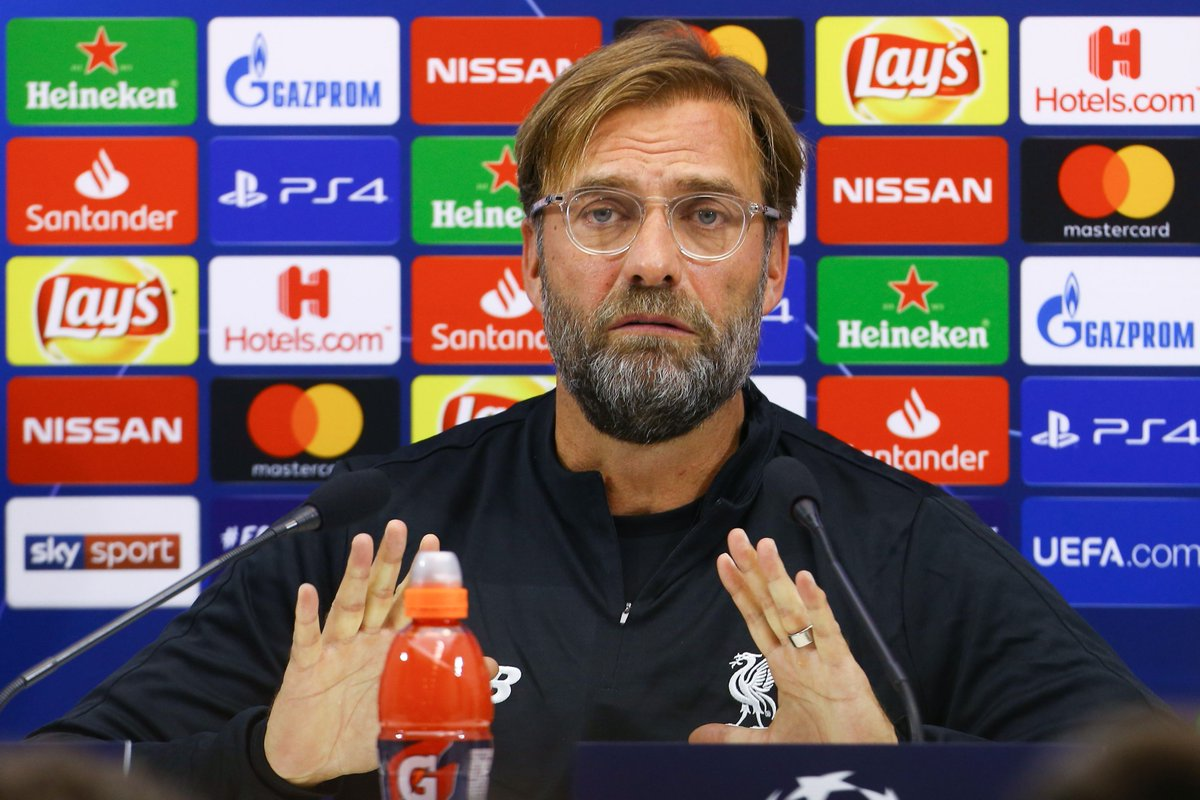 Liverpool manager Jurgen Klopp has explained why he subbed Jordan Henderson at half-time vs. Huddersfield - https://t.co/OzhiFkc2rI