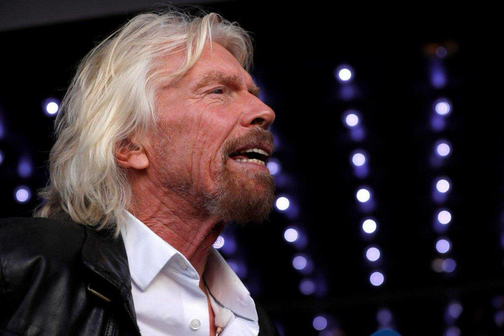 Branson steps down from role as chairman of Virgin Hyperloop https://t.co/RxSSAv9vJ3