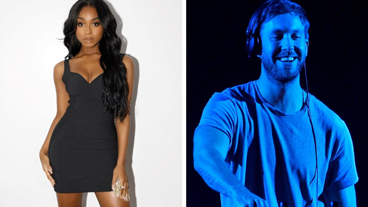 .@Normani & @CalvinHarris team up for two new tracks :  https://t.co/FgAdw3WI8m