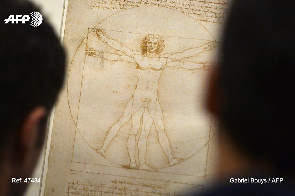 ¿Un estrabismo detrás de la genialidad de Da Vinci? #AFP  https://t.co/TilAZoaMBE